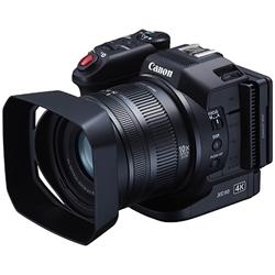 Canon 業務用4Kビデオカメラ XC10