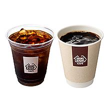 ミニストップ コーヒーSサイズ(ホットまたはアイス)