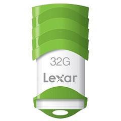 Lexar 32GB USB2.0メモリ JumpDrive V30 JDV30-32GABJP