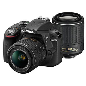 Nikon D3300 ダブルズームキット2