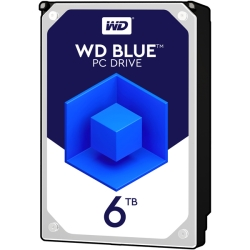 Western Digital SATA 6TB HDD WD Blue WD60EZRZ-RT