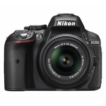 Nikon D5300 18-55 VR II レンズキット