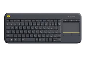 Logicool ワイヤレス タッチ キーボード K400 Plus