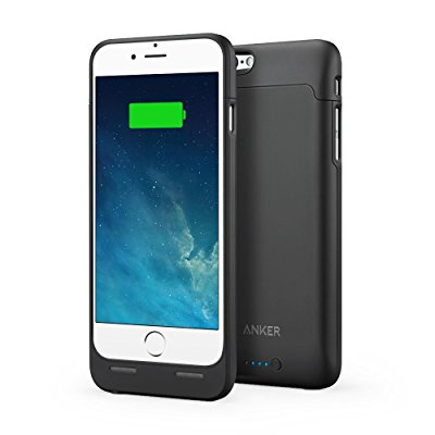 Anker MFi認証取得 iPhone 6s/6用ウルトラスリムバッテリーケース A1405011