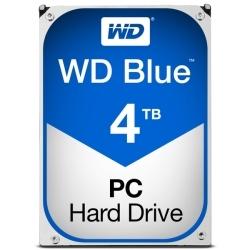 Western Digital SATA 4TB HDD WD Blue WD40EZRZ-RT2