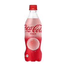 コカ・コーラ ピーチ 500ml PET