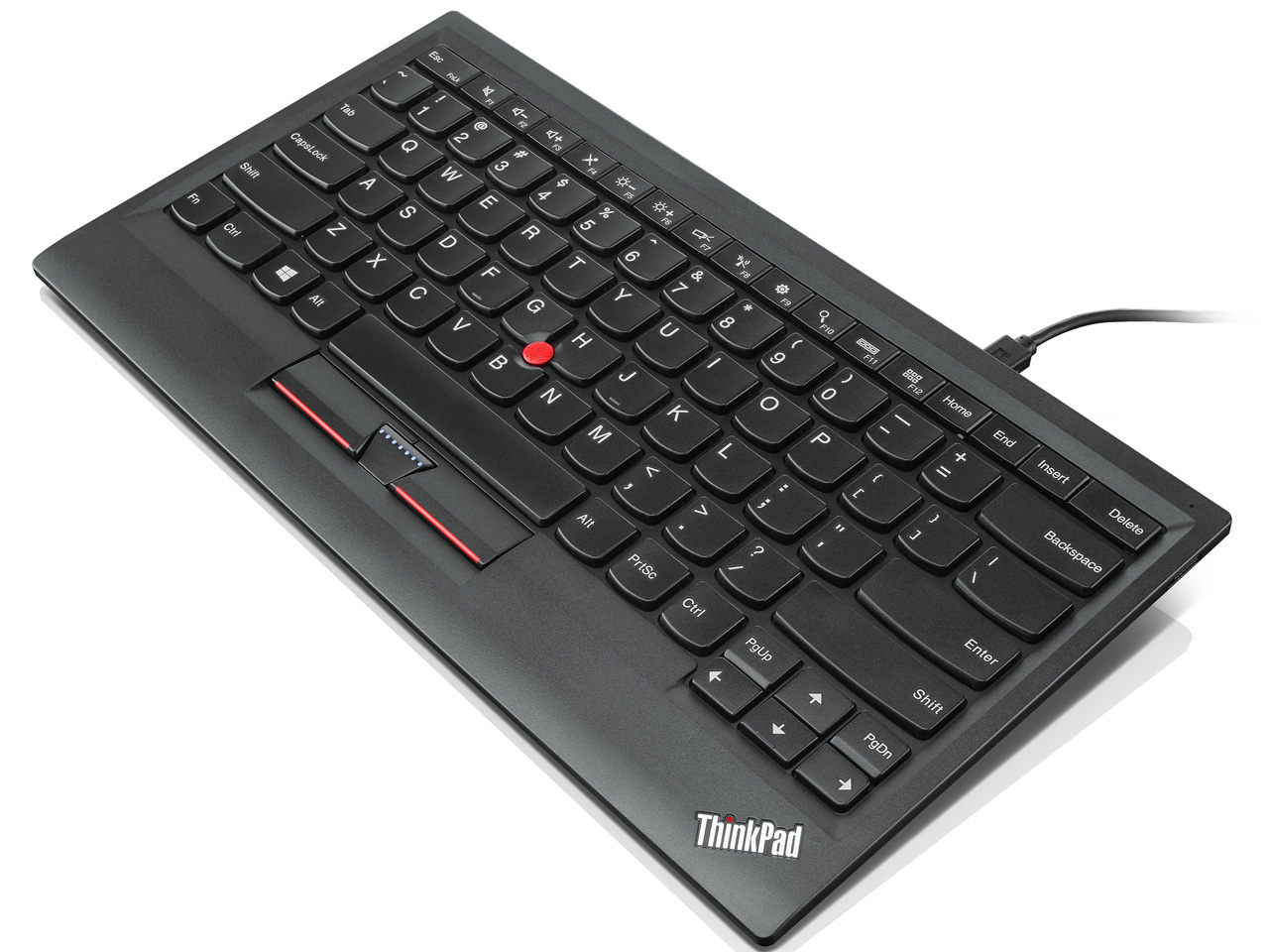 Lenovo ThinkPad トラックポイント・キーボード 英語配列 0B47190