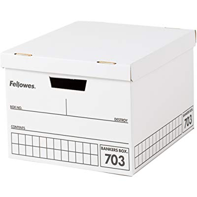 Fellowes バンカーズボックス 703S 書類保管収納箱