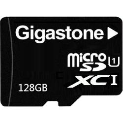 Gigastone 128GB ハイスピードUHS-I microSDXCカード GJMX/128U