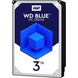 Western Digital SATA 3TB HDD WD Blue WD30EZRZ-RT