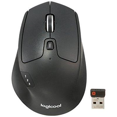 Logicool M720 トライアスロン マルチデバイスマウス