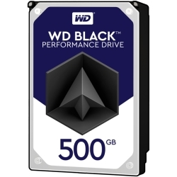 Western Digital SATA 500GB HDD WD BLACK WD5003AZEX