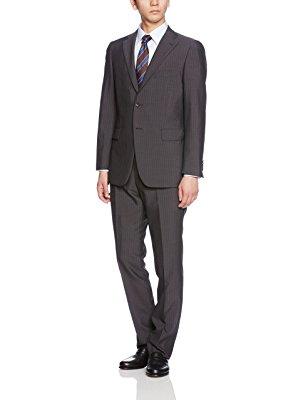 P.S.FA クラシコモデル パンツウォッシャブル 2釦スーツ