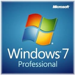 Microsoft Windows 7 Professional SP1 DSP