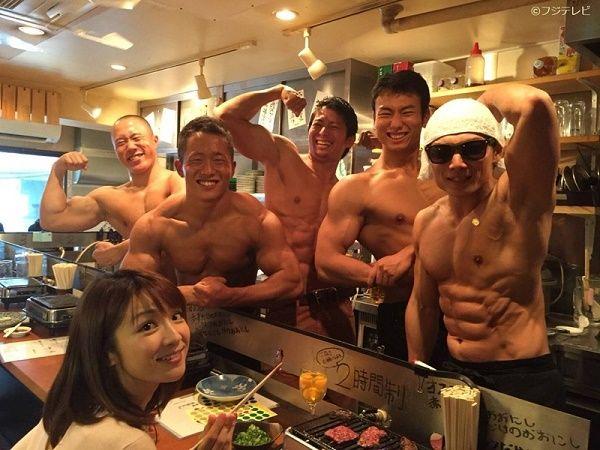 日本のマッチョ焼肉店が海外のサイトで紹介される1