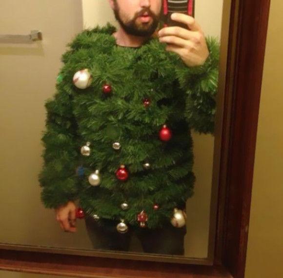 最高にダサいクリスマスセーター3