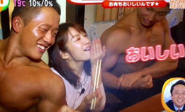 日本のマッチョ焼肉店が海外のサイトで紹介される5