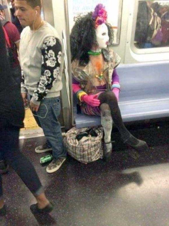 海外の地下鉄が変10