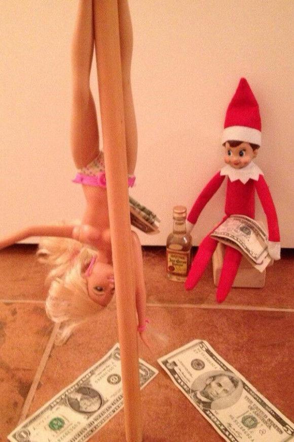 人形たちの爆笑クリスマス4