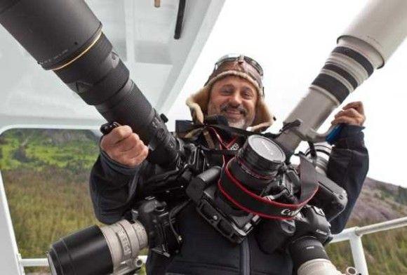 カメラマンの姿32