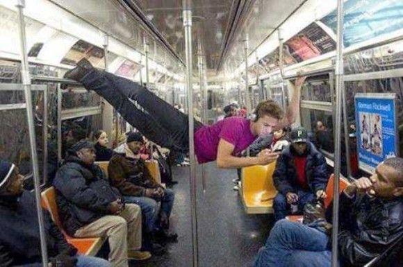海外の地下鉄が変1