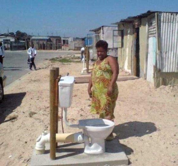 アフリカの日常光景3