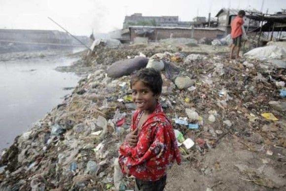 バングラディッシュの子供の生活8
