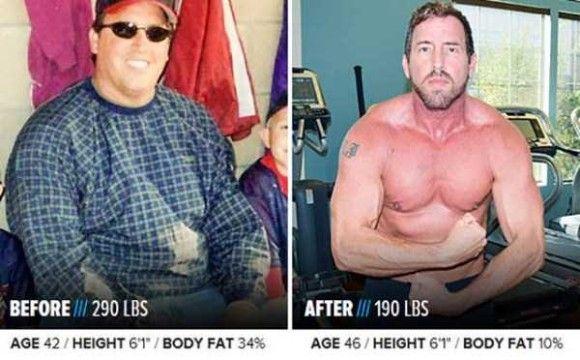 ダイエットに成功8