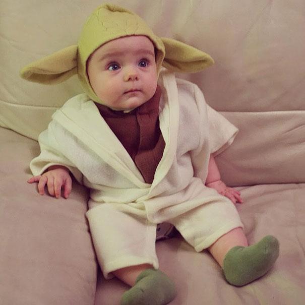 1ハロウィン赤ちゃん仮装12