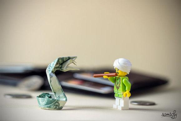 レゴの冒険5