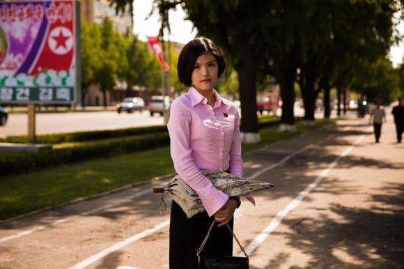 北朝鮮の美女16