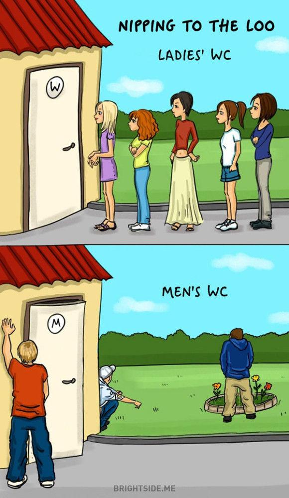 男と女の違い7