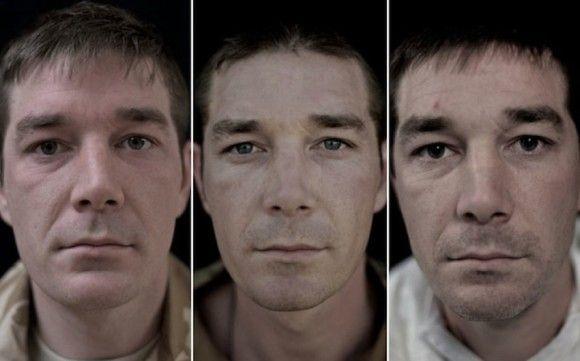 7ヵ月の戦争で表情が変わる7
