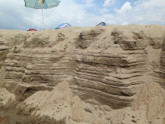 浜辺のグランドキャニオン3