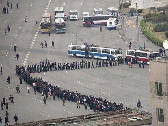 北朝鮮の日常24