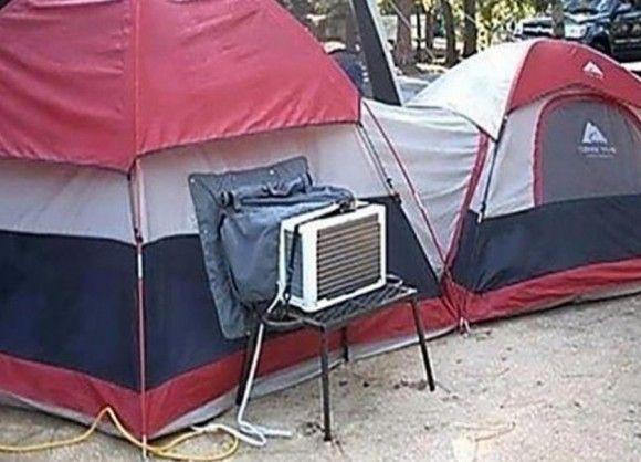 キャンプで楽しむ術12