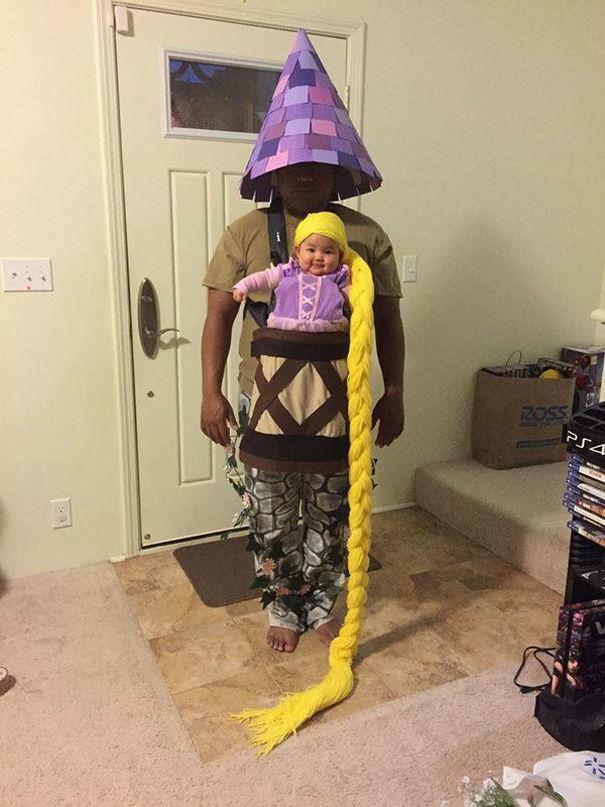1ハロウィン赤ちゃん仮装3