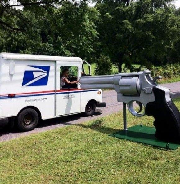 アメリカの郵便ポストが面白い3
