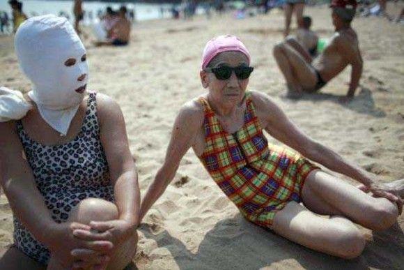 中国の奇妙な海のファッション11