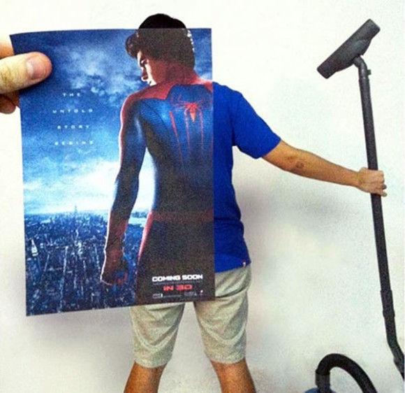 映画のポスターとシンクロ1