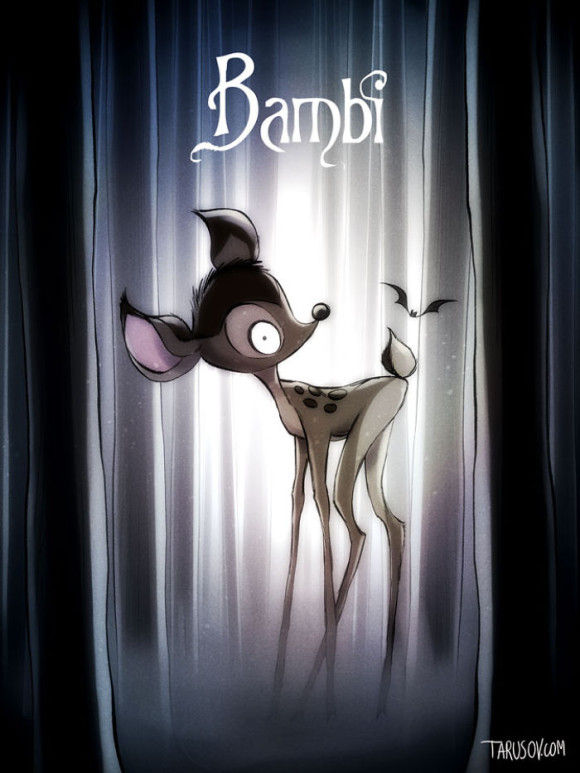 ティム・バートン監督がディズニー映画を作っていたら5