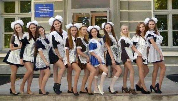 ロシアの制服62