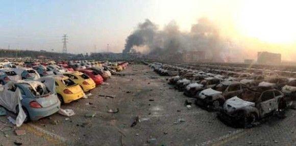 天津爆発画像30