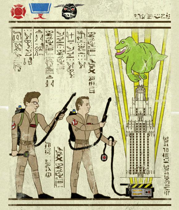 古代の壁画アニメ2