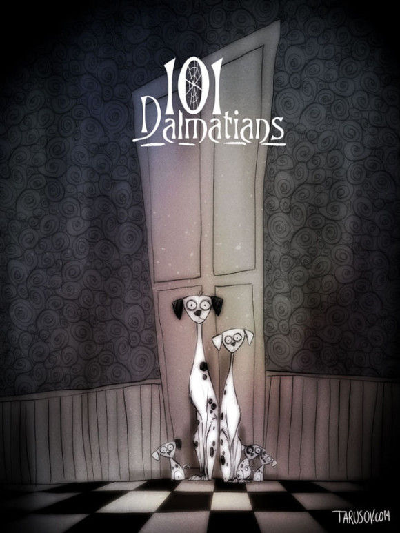 ティム・バートン監督がディズニー映画を作っていたら3