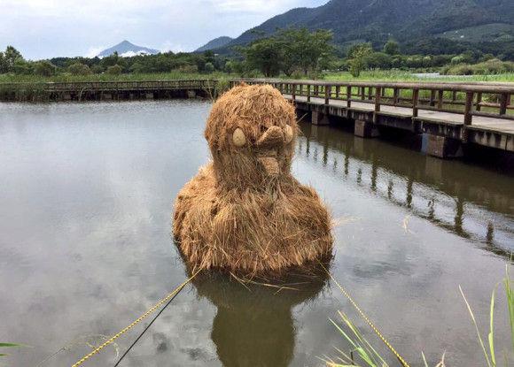 新潟ワラアートフェスティバル10