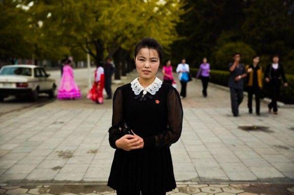 北朝鮮の美女8