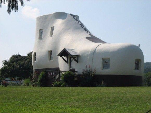 奇妙な家12