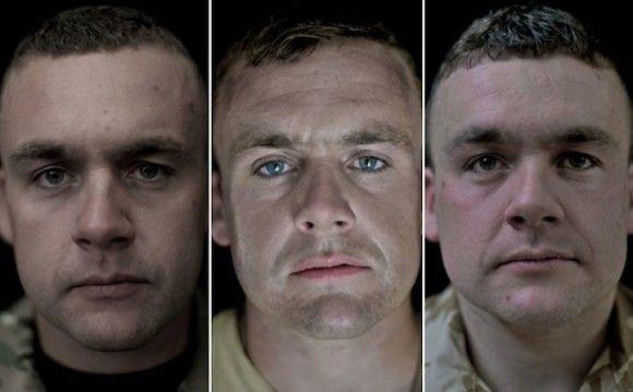 7ヵ月の戦争で表情が変わる15