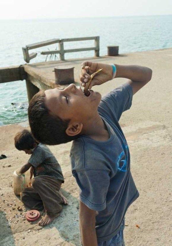 バングラディッシュの子供の生活5
